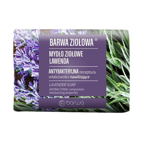 Sapun antibacterian cu levantica, 100 g, Barwa Cosmetics imagine produs