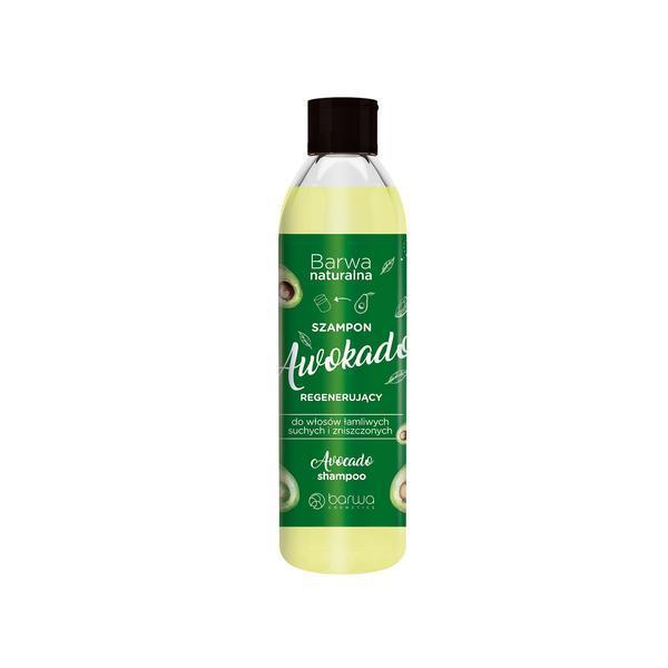 Sampon regenerant cu avocado, 300 ml, Barwa Cosmetics imagine