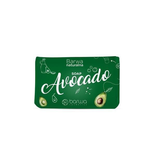 Sapun cu avocado si glicerina, 100 g, Barwa Cosmetics imagine produs