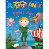 Autocolante repozitionabile. Peter Pan, editura Litera