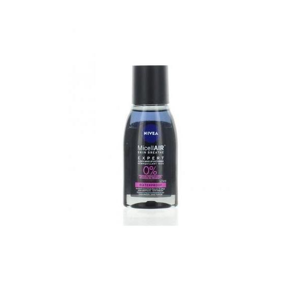 Demachiant De Ochi Bifazic - O% Skin Breathe Waterproof 125 ml imagine produs