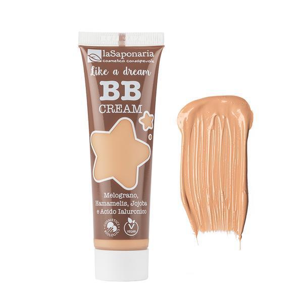 Fond de ten - BB Cream Sand, 30 ml, LaSaponaria imagine produs