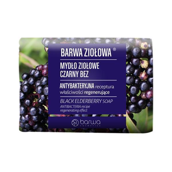 Sapun antibacterian cu soc negru, 100 g, Barwa Cosmetics imagine produs