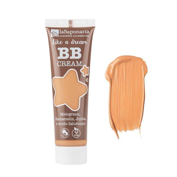 Fond de ten - BB Cream Gold, 30 ml, LaSaponaria imagine