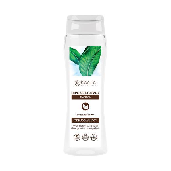 Sampon hipoalergenic inodor par degradat, 400 ml, Barwa Cosmetics imagine