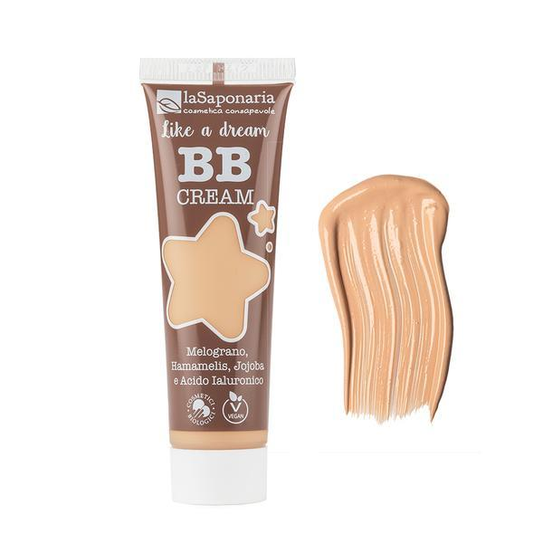 Fond de ten - BB Cream Fair, 30 ml, LaSaponaria imagine