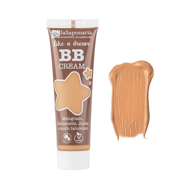 Fond de ten - BB Cream Beige, 30 ml, LaSaponaria imagine produs