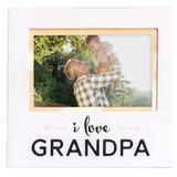 Rama foto I love Grandpa - Pearhead