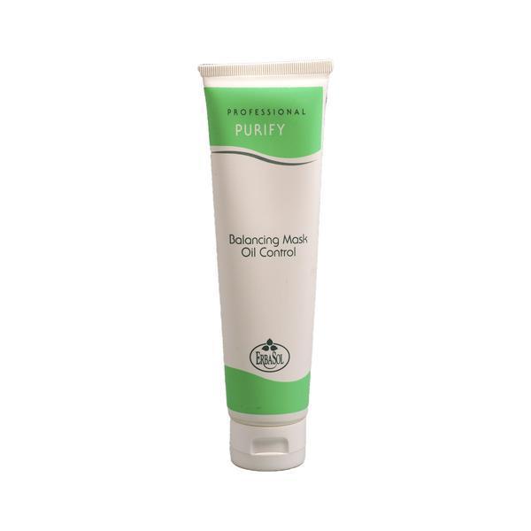 Masca activa sebo-reechilibranta, ten mixt, acneic, Erbasol, 150 ml imagine produs