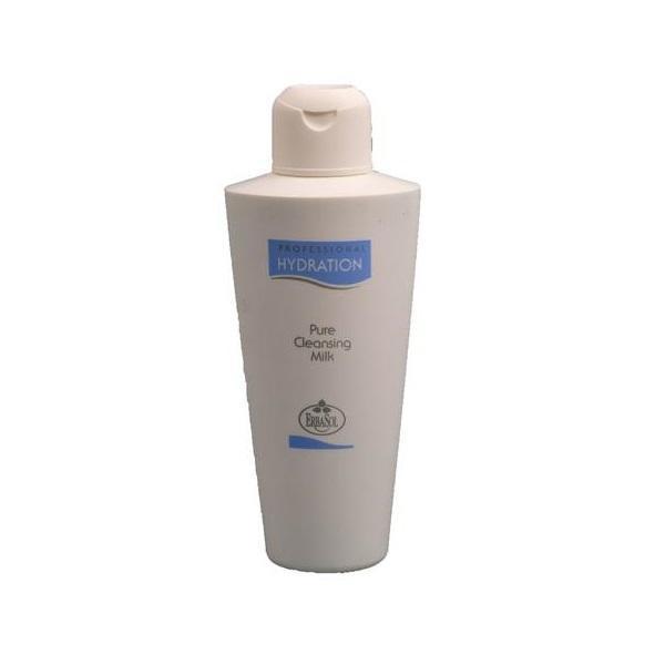 Lapte demachiant hidratant profesional, Erbasol, 400 ml