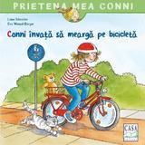 Conni invata sa mearga pe bicicleta - Liane Schneider, editura Casa