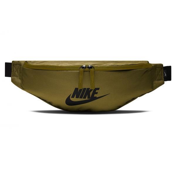 Borseta unisex Nike Sportswear Heritage Hip Pack BA5750-368, Marime universala, Verde