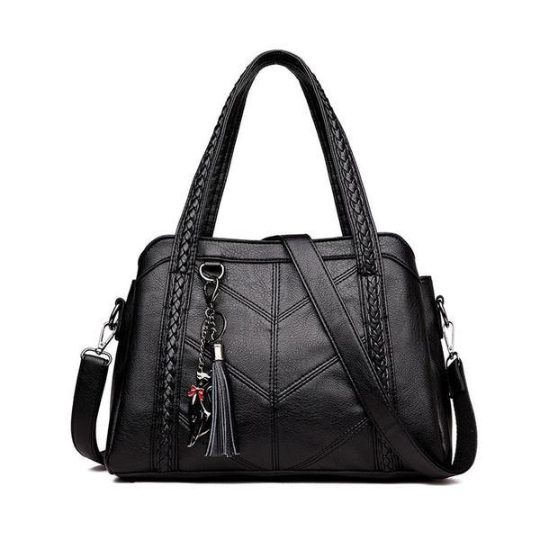 Geanta dama, Alya GT476, model negru