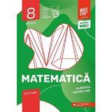 Matematica. Initiere - Clasa 8 Partea 1 - Caiet de lucru - Ion Tudor, editura Paralela 45