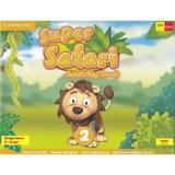 Super Safari 2. Activity Book. Limba engleza - Grupa mare + CD - Herbert Puchta, editura Grupul Editorial Art