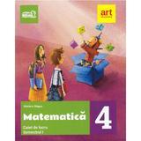 Matematica - Clasa 4 Sem.1 - Caiet de lucru - Mariana Mogos, editura Grupul Editorial Art