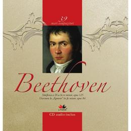 Mari compozitori vol. 39: Beethoven, editura Litera
