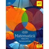 Matematica. Clubul matematicienilor - Clasa 6 Sem.2 - Marius Perianu, Stefan Smarandoiu, editura Grupul Editorial Art