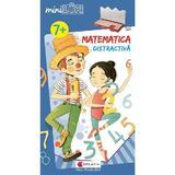 Matematica distractiva 7 ani+ (mini luk)