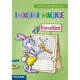 Inmultire - Imagini magice - Caiet de exercitii prin joc, editura Mozaik