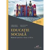 Educatie sociala - Clasa 7 - Manual - Daniela Barbu, Ancuta Bondar, editura Cd Press