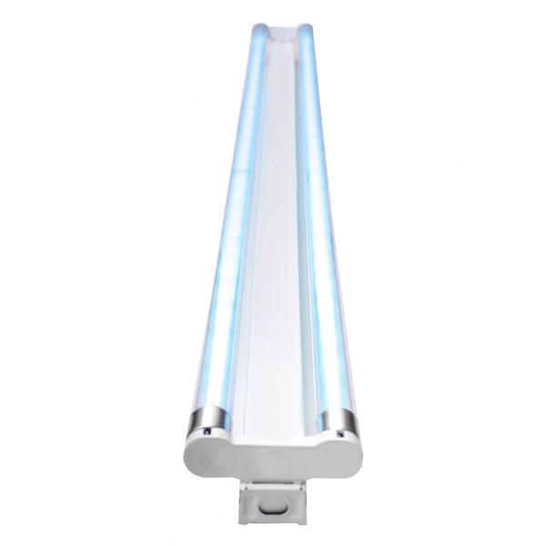 Lampa bactericida UV-C 2×36 watt, pentru dezinfectie camere hotel si pensiuni – Maxdeco