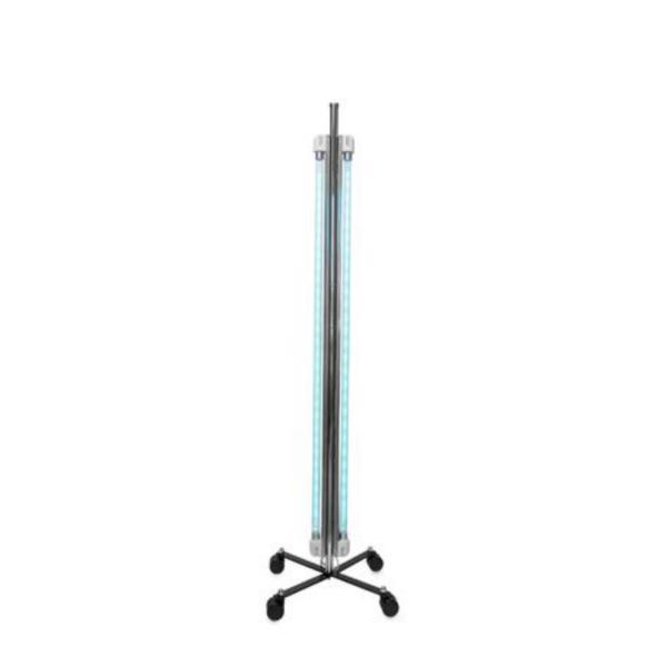Lampa bactericida UV-C 2×36 watt si stativ mobil – Maxdeco