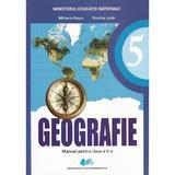 Geografie - Clasa 5 - Manual + CD - Mihaela Rascu, Nicolae Lazar, editura Didactica Si Pedagogica