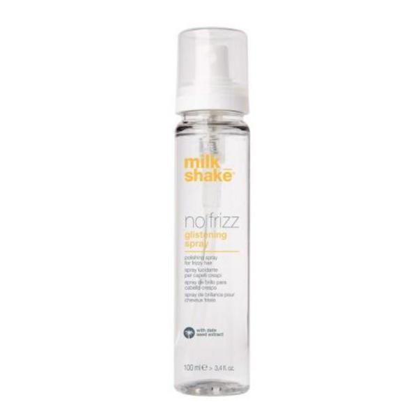 Spray pentru netezirea parului electeizat - Milk Shake Glistening Spray, 100ml imagine produs