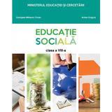 Educatie sociala - Clasa 8 - Manual - Georgeta-Mihaela Crivac, Adina Grigore, editura Ars Libri