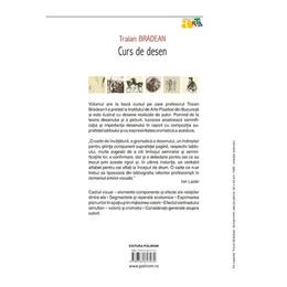 Curs De Desen - Traian Bradean, editura Polirom