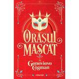 Orasul mascat - Genevieve Cogman, editura Nemira
