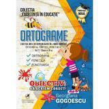 Ortograme. Caietul meu comunicare in limba  romana - Clasa 2 Vol.1 - Georgiana Gogoescu, editura Cartea Romaneasca Educational