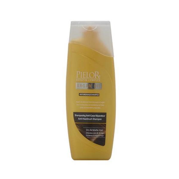 Șampon anti-rupere Pielor Argan oil, 400 ml imagine