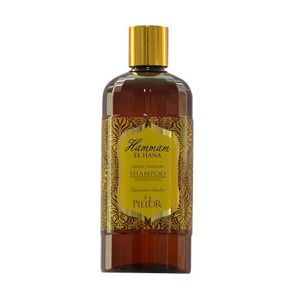 Șampon Pielor Hammam El Hana Tunisian Amber, 400 ml imagine