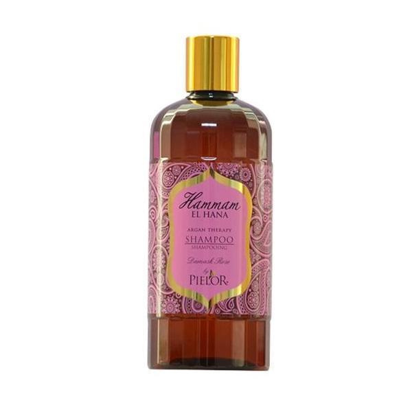 Șampon Pielor Hammam El Hana Damask Rose, 400 ml imagine