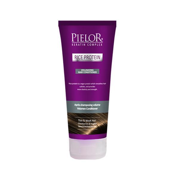 Balsam de păr pentru volum Pielor Rice protein, 200 ml imagine