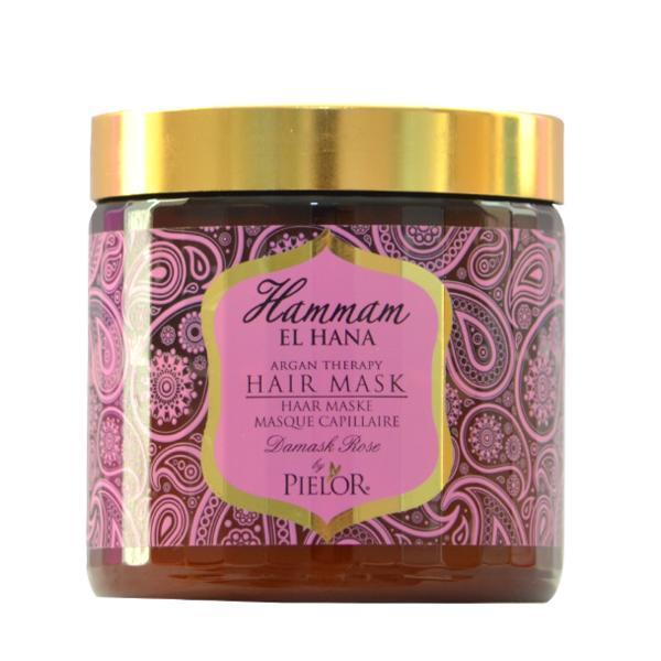 Mască de păr Pielor Hammam El Hana Damask Rose, 500 ml imagine