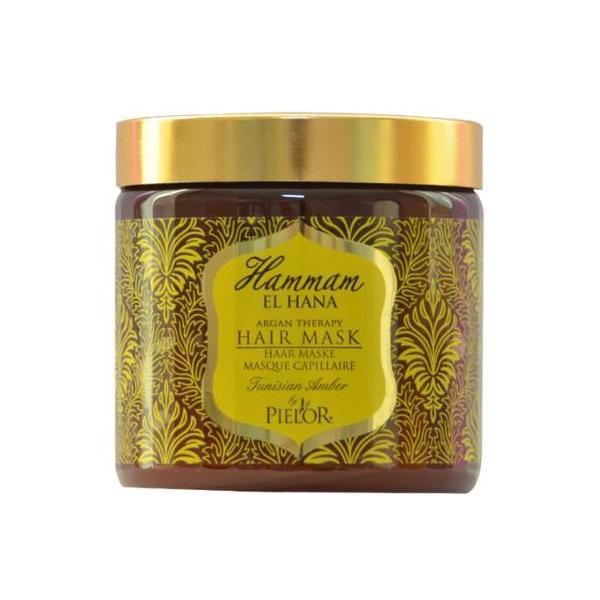 Mască de păr Pielor Hammam El Hana Tunisian Amber, 500 ml imagine