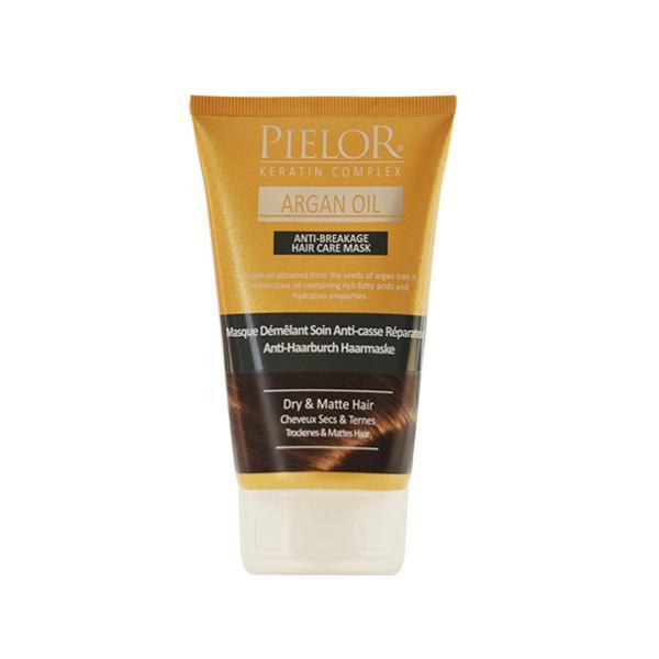 Mască de păr anti-rupere Pielor Argan oil, 150 ml imagine