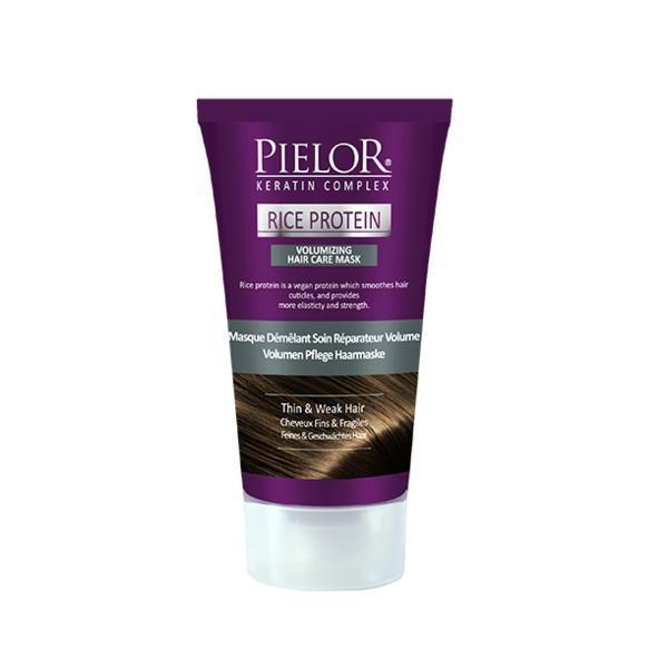 Mască de păr pentru volum Pielor Rice protein, 150 ml imagine