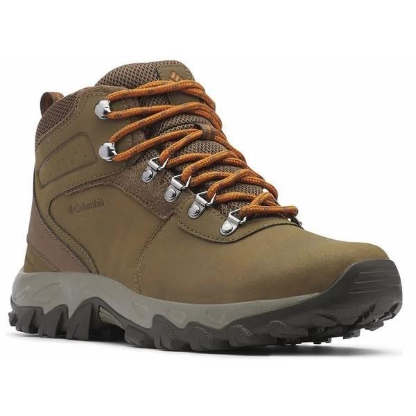 Ghete barbati Columbia Newton Ridge Plus II Waterproof 1594731-202, 43, Maro
