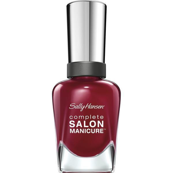 Lac de unghii 610 Red Zin Sally Hansen Salon Manicure 14,7ml poza