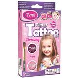 Glitter Tattoo Kit: Dreamy. Tatuaje cu sclipici: visator