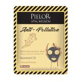 Mască de față Pielor Vital Infusion Anti Pollution, 25 ml