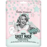 Mască de față Petite Maison moisturizing, 25 ml