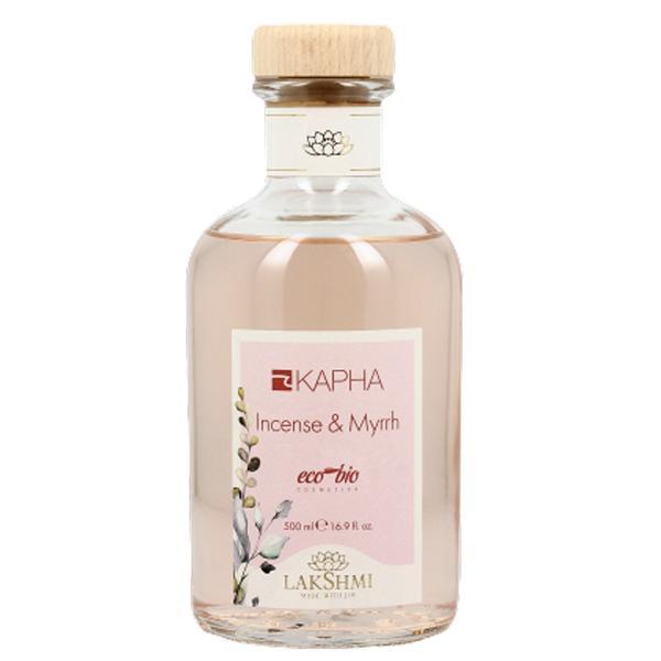 Solutie Aromaterapeutica cu Tamaie si Smirna Parfum Ambiental Lakshmi, 500 ml