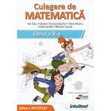 Culegere de matematica - Clasa 5 - Ion Cicu, Stefan Smarandache, editura Intuitext