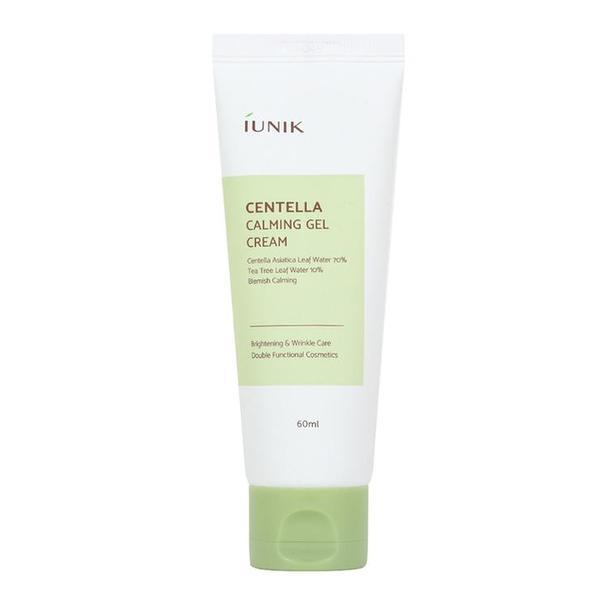 Crema calmanta cu Centella Asiatica Calming gel cream iUNIK, 60ml