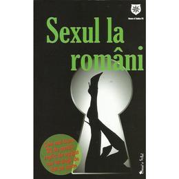 Sexul La Romani, editura Leader Human Resources